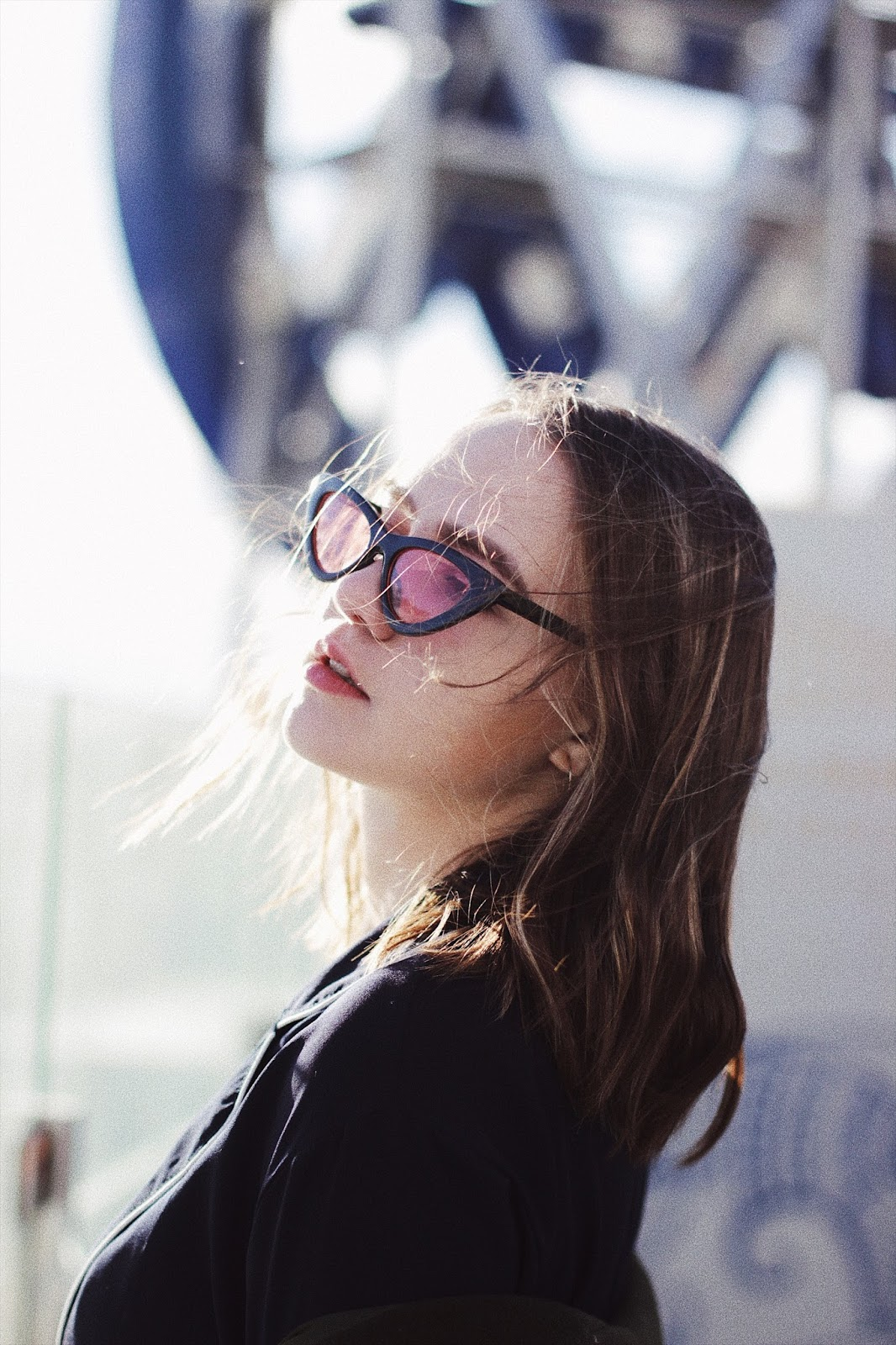 SunglassesLA | Pink Lenses