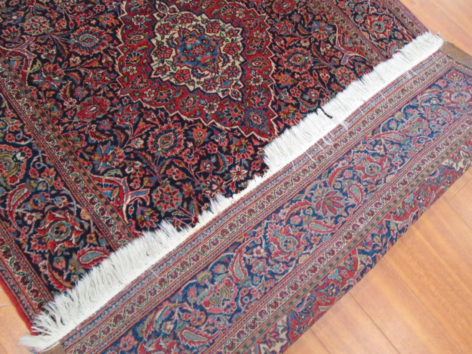 Rug Master Persian Kashan Rug Iranian Kashan Carpet