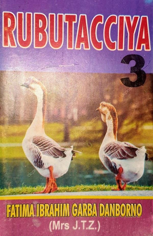 RUBUTACCIYA BOOK 3  CHAPTER 4 BY FATIMA IBRAHIM GARBA DAN BORNO