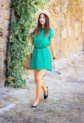 vestidos casuales cortos para jovenes