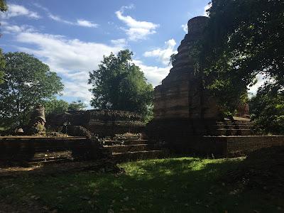 Chiang Rai Ruin