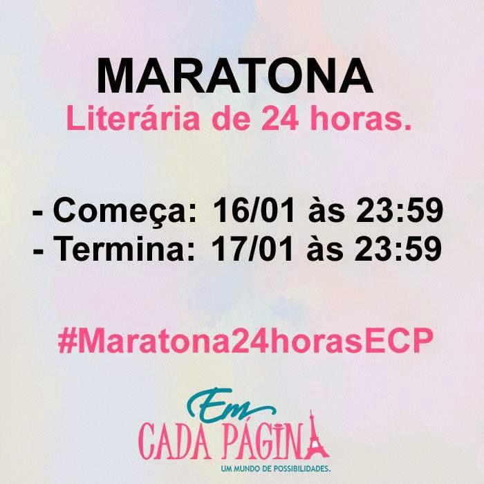 Maratona Literária 24horas