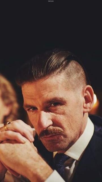 Get the haircut of the Peaky Blinders