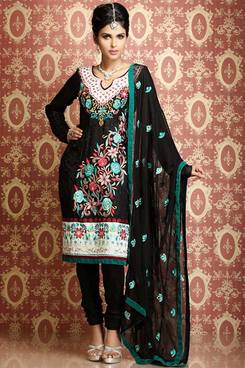 Indian Party Wear Salwar Suits Latest Collection We will discuss Indian Party Wear Salwar Kameez Collection for Indian, Pakistani and Asian coolzloadwok.ga the short length of the shirt is more in, with embroidered patches on the shirt corners, embroidered collars, .