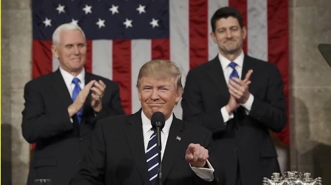 Donald Trump calls for 'renewal of American spirit'