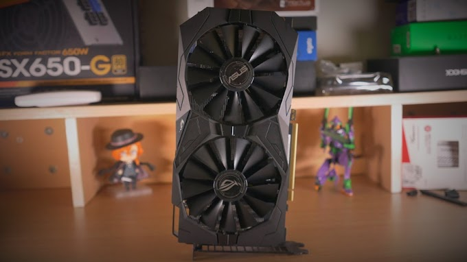 ASUS ROG Strix GeForce GTX 1650 4GB OC Review: Draws Less, Gives More