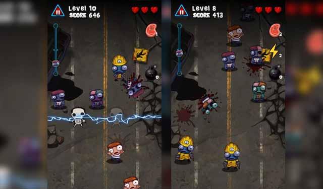 Zombie Smasher Gam Android Ringan