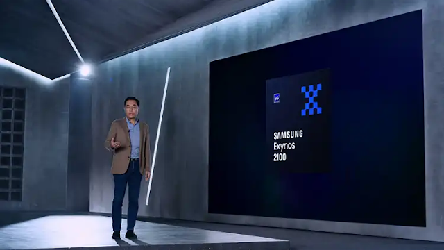 Samsung's first Exynos PC SoC with AMD GPU to compete with Apple's M1