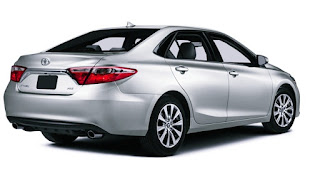 2017 Toyota Camry Hybrid LE Specs,Features and Price Exterior
