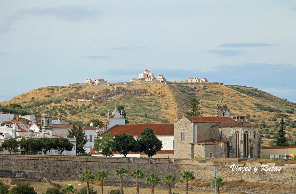 Fuerte de Santa Luzía, Elvas
