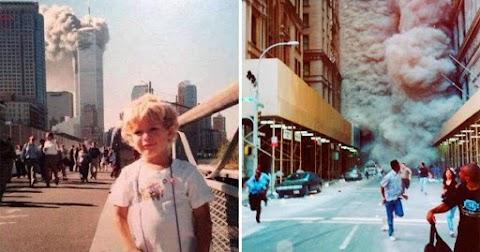 21 fotos que no se habían visto del ataque de las torres gemelas
