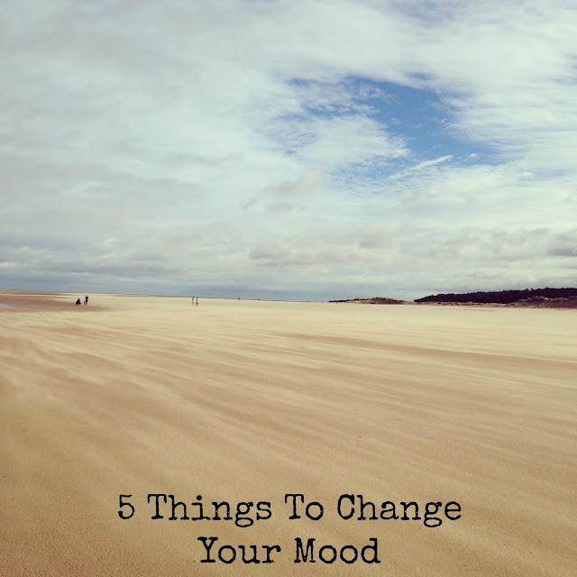 5 Things To Do To Change Your Mood