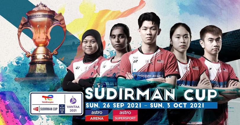 Piala Sudirman 2021