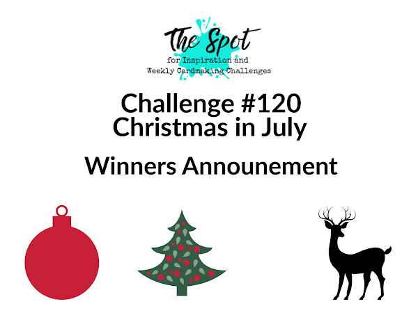 Challenge #120 Winners Announcement