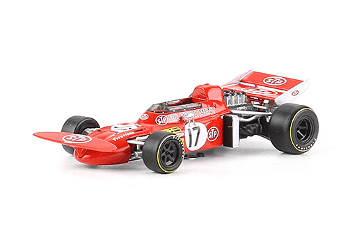 March 711 1971 Ronnie Peterson f1 the car collection
