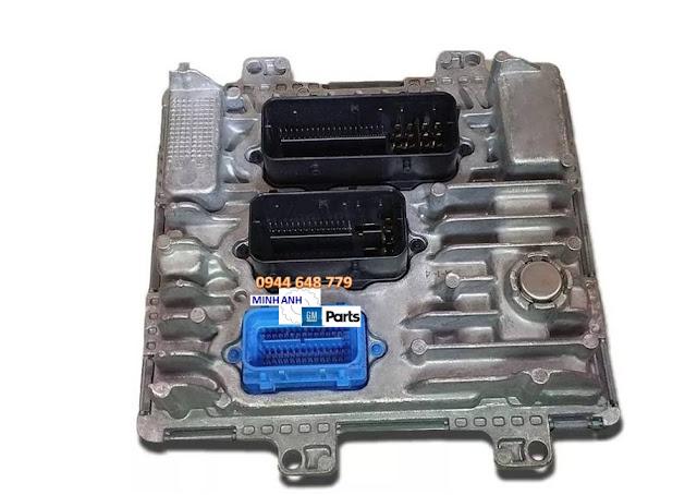 Mã sản phẩm: GM# 55500369  Hộp điều khiển động cơ Colorado  Phụ tùng oto Minh Anh là :13,900,000 VND/ Cái  Hàng mới 100% chính hãng GM  Giao hàng miễn phí trong nội thành Hà Nội  Điện thoại liên hệ: 094-669-8822 hoặc 0944648779  Cam kết bán hàng chính hãng