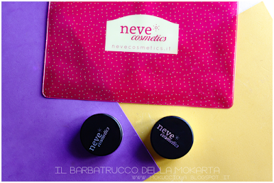 MINERAL DAYS - Cipria HOLLIWOOD VS CANNES -  Neve Cosmetics
