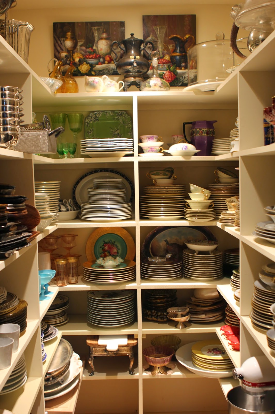 Romancing The Home The Dish Pantry