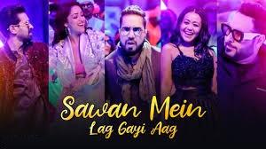 Sawan Mein Lag Gayi Aag Lyrics :- Mika Singh, Neha Kakkar & Badshah   Ginny Weds Sunny