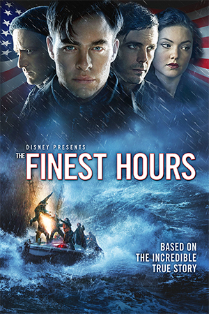 The Finest Hours (BRRip 1080p Dual Latino / Ingles) (2016)