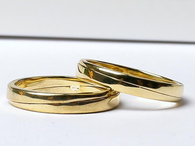 Cuộc sống hôn nhân luôn giản đơn bền vững khi lựa chọn nhẫn cưới trơn