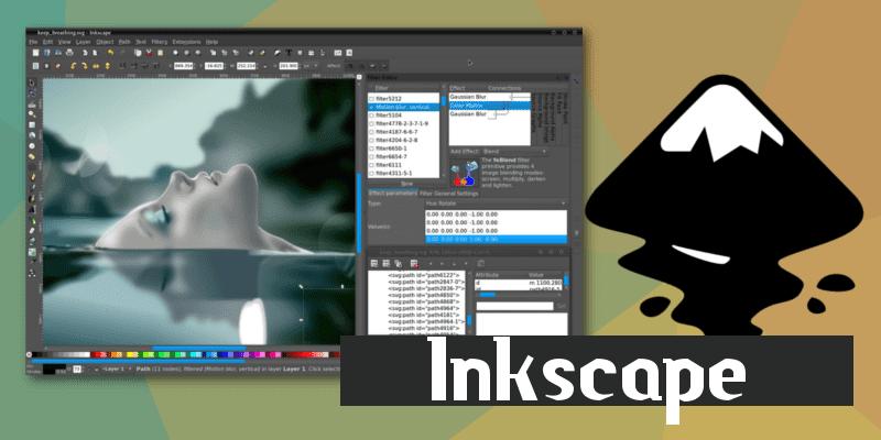 Inkscape para linux
