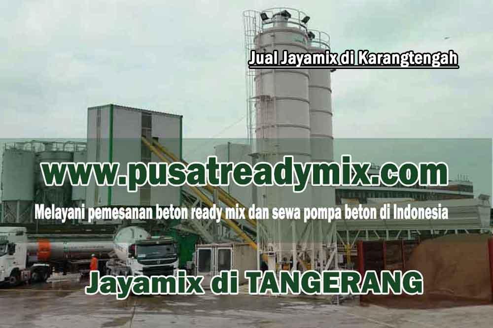 harga beton jayamix Karangtengah