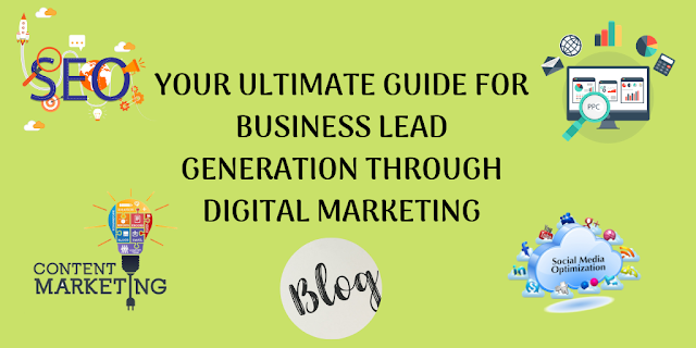 ultimate guide for business promotion with digital marketing