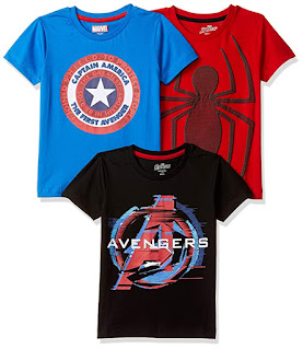 Marvel By Kidsville Boys' T-Shirt