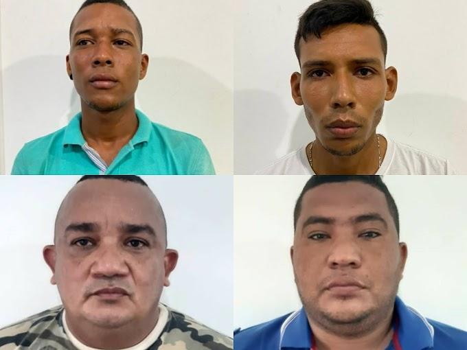 Desarticulado grupo delincuencial 'La Saga', dedicados al hurto en todas sus modalidades