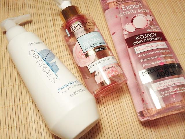 Koreańska pielęgnacja w 10 krokach - cz.2. Demakijaż i olejek myjący, kosmetyk na bazie wody - czyli podwójne mycie
