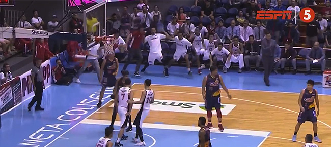 Alaska def. Rain or Shine, 99-95 (REPLAY VIDEO) February 23