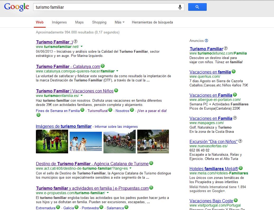 Turismo Idiomático Aprender Viajando: TURISMO FAMILIAR ;) @marina_izqdo: 10 Blogs Y Webs Para