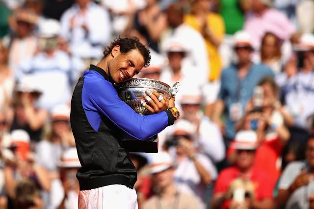 Rafa Nadal conquista su décimo Roland Garros