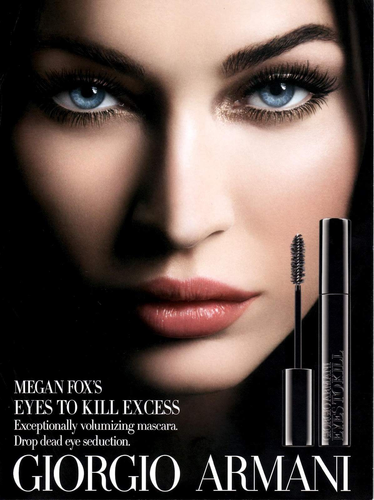 The Face of Beauty - Celebrity Fragrance: Megan Fox is The ...
