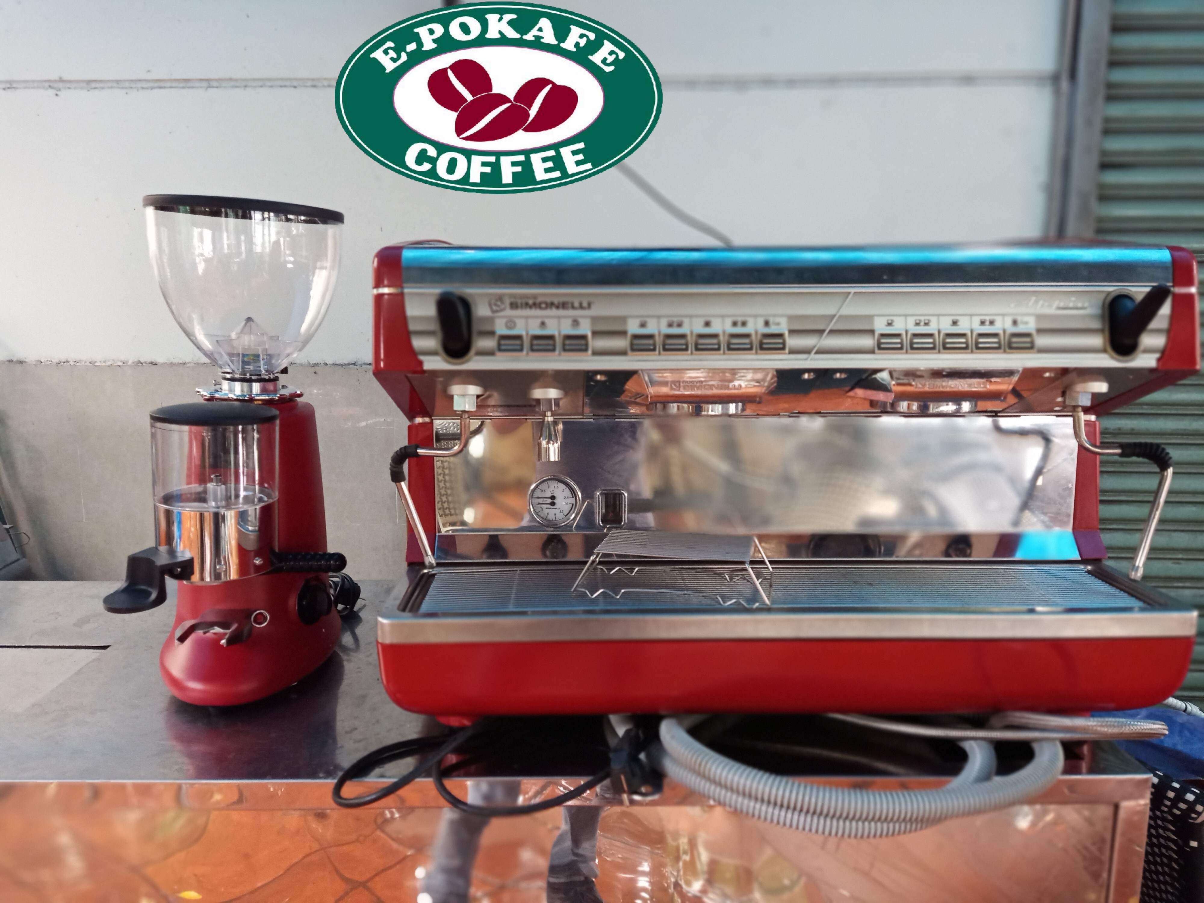 máy pha Gemilai CMR3200B, máy pha Casadio undici, máy pha Nuova Simonelli, Máy pha Carimali, Máy pha Expobar, máy pha cafe Feama, máy pha cafe mang đi