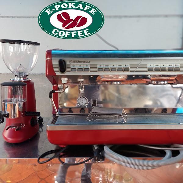 Combo máy pha cafe Nouva Simonelli Appia và HC600