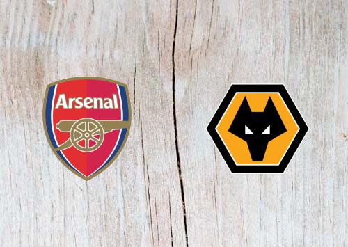Arsenal vs Wolves Full Match & Highlights 11 November 2018
