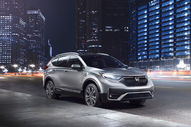 2020 Honda CR-V: America's Favorite Crossover Gets Significant Upgrades in Technology, Features and LX Powertrain