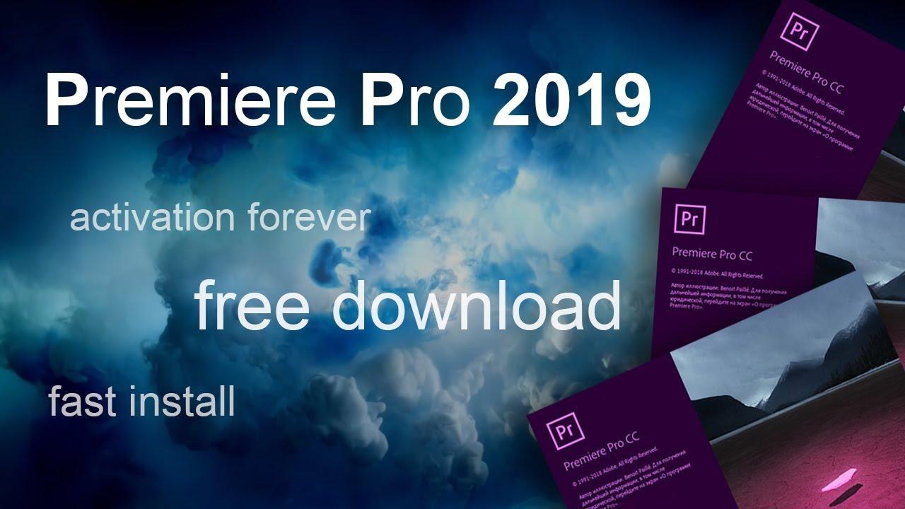 adobe premiere 2019 download
