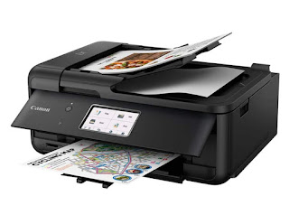 Canon PIXMA HOME OFFICE TR8660 Driver Download, Review
