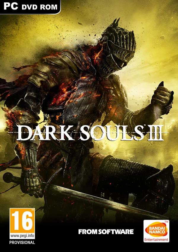 Dark Souls III Download Cover Free Game