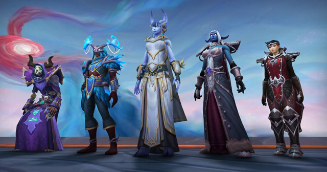 Patch 9.1 - Chains of Domination