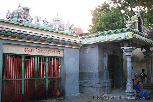 Abhaya Pradhana Ranganathar - Karur Perumal Temple