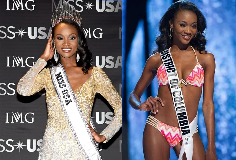 American woman says 2016 Miss USA wasn't qualified to contest