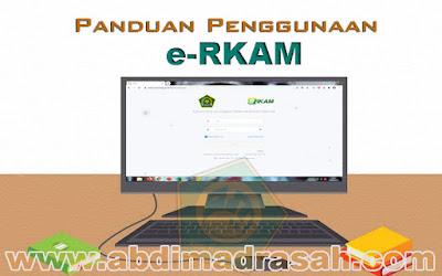 Panduan Penggunaan e-RKAM (Elektronik Rencana Kerja Anggaran Madrasah)