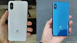 Xiaomi Mi 8X की तस्वीरें लीक