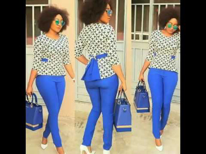 ankara blouses on jeans (4)