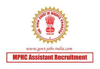 MPHC Assistant Recruitment 2020