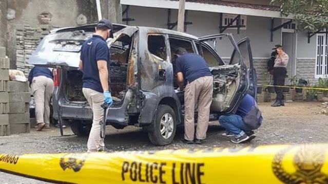 Tewas Terbakar, Kerabat Presiden Jokowi Duduk di Belakang Mobil